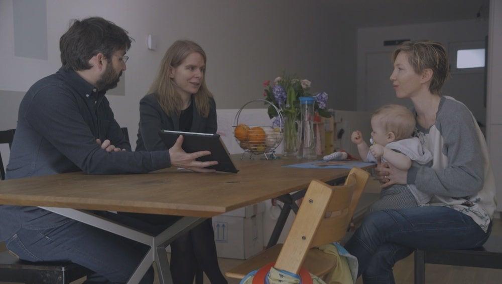 Jordi Évole entrevista a ciudadanas austriacas en Viena