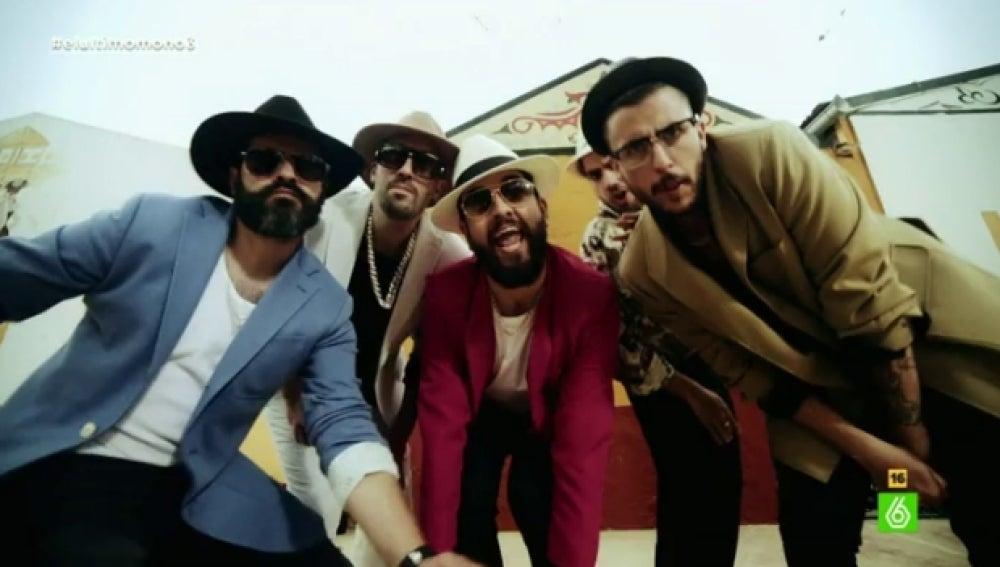 Manu Sánchez versiona 'Uptown Funk' de Mark Ronson y Bruno Mars