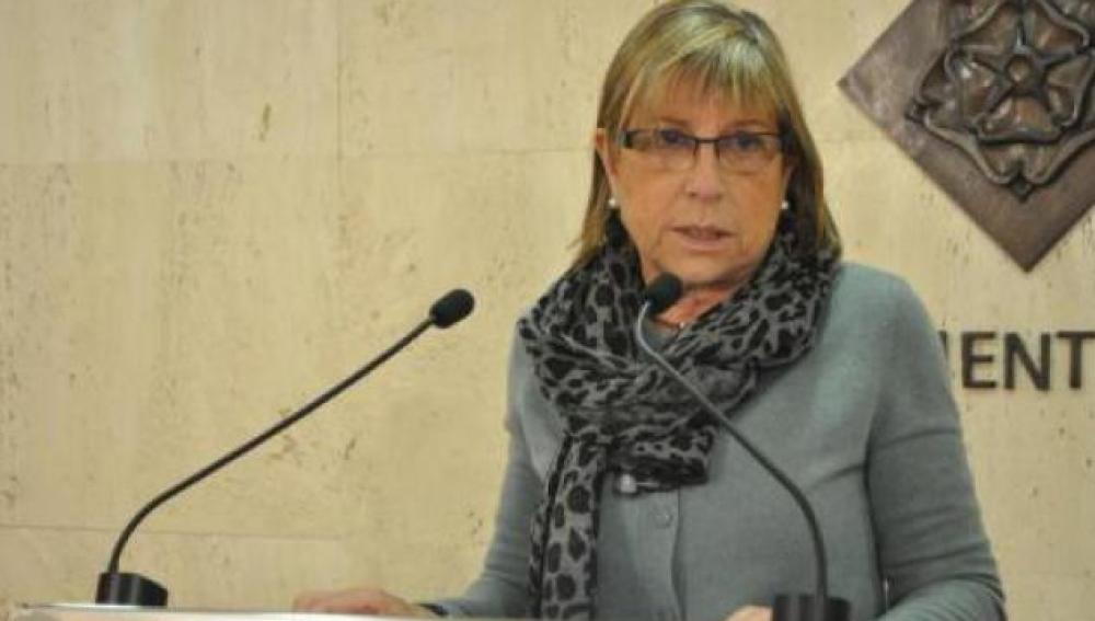 Teresa Gomis, teniente alcalde de Reus