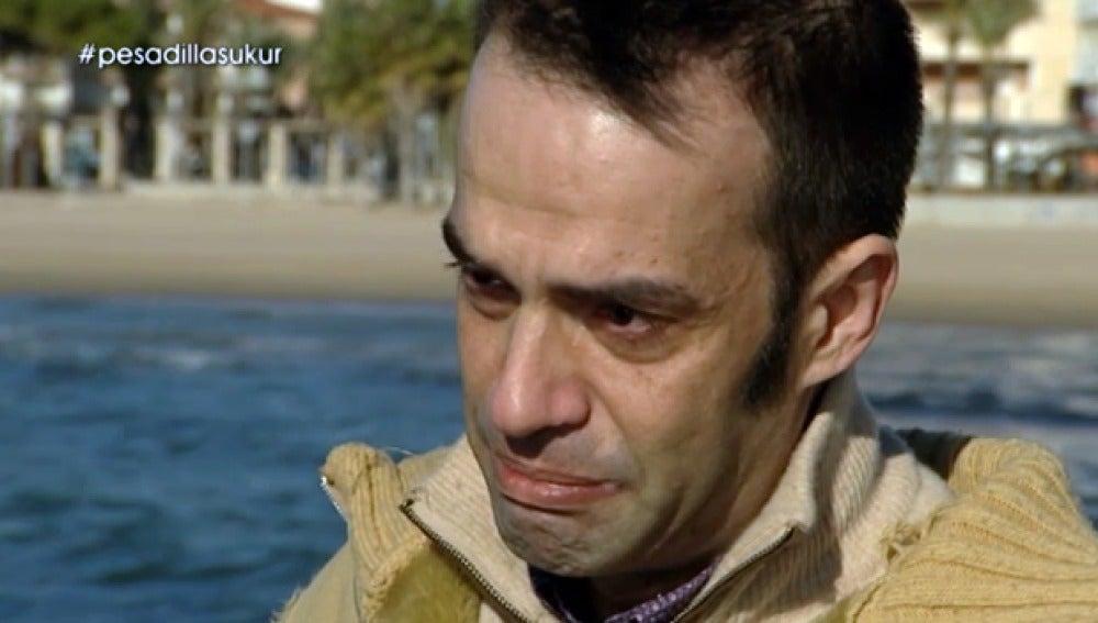 Martínez confiesa su dura realidad a Chicote