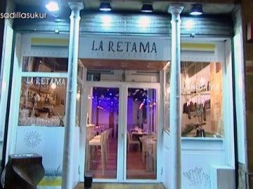 El nuevo restaurante 'La Retama'