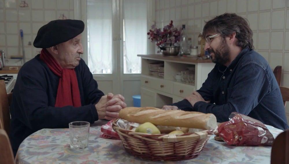 Jordi Évole entrevista a Lucio Urtubia