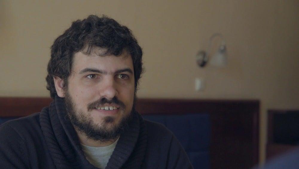 Enric Duran en 'Salvados'