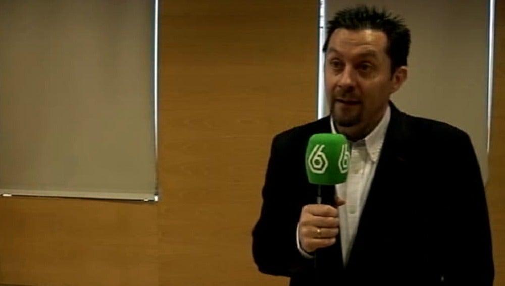 Ramón Campos, productor ejecutivo de 'Refugiados'
