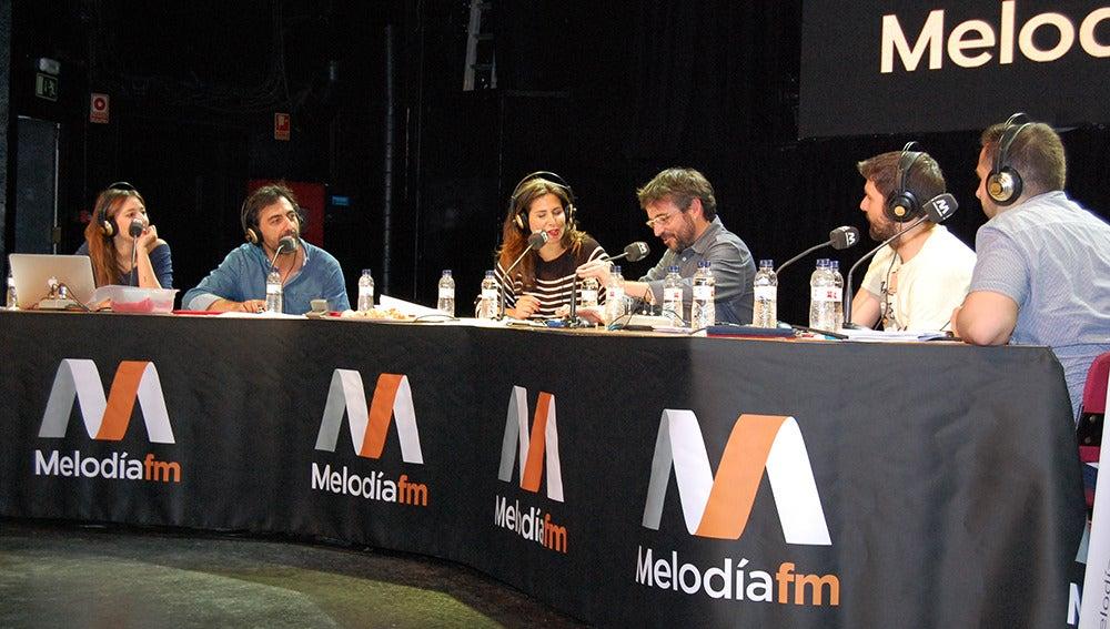 Jordi Évole en LMQTPP en Barcelona