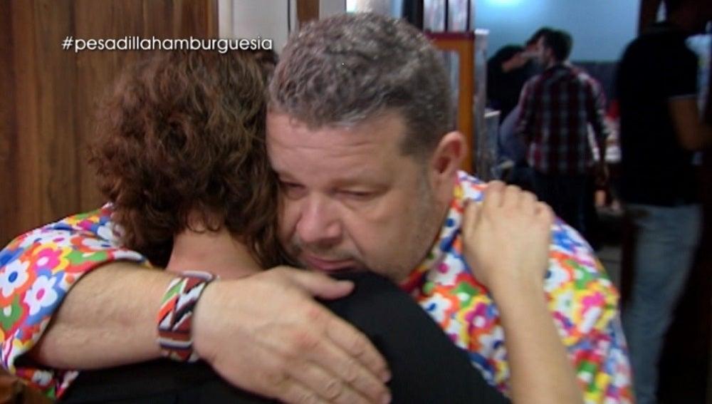 Clara le pide a Alberto Chicote que le ayude por sus hijos
