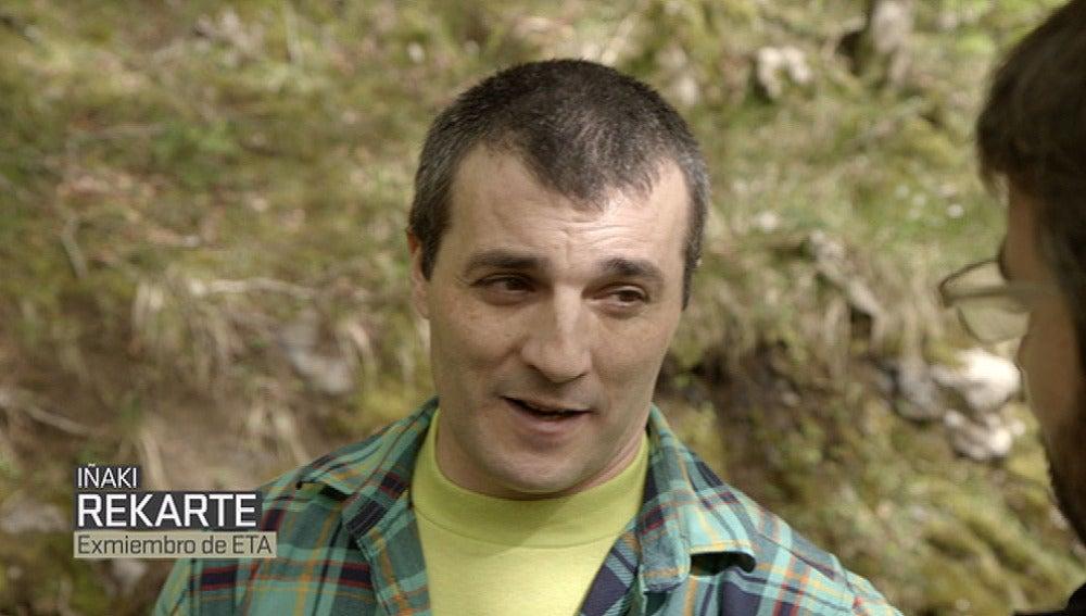 Iñaki Rekarte, exmiembro de ETA