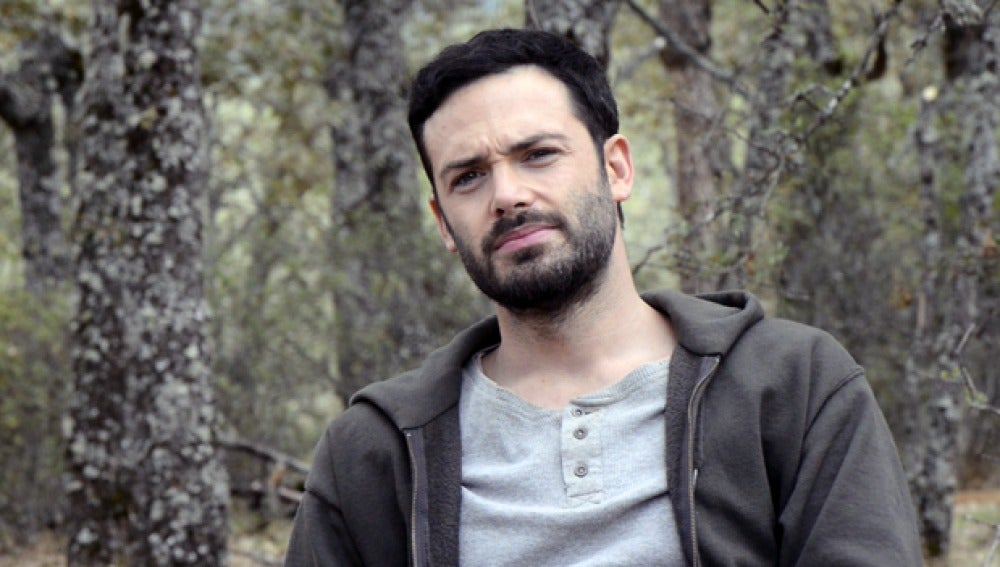 David Leon, protagonista de 'Refugiados'