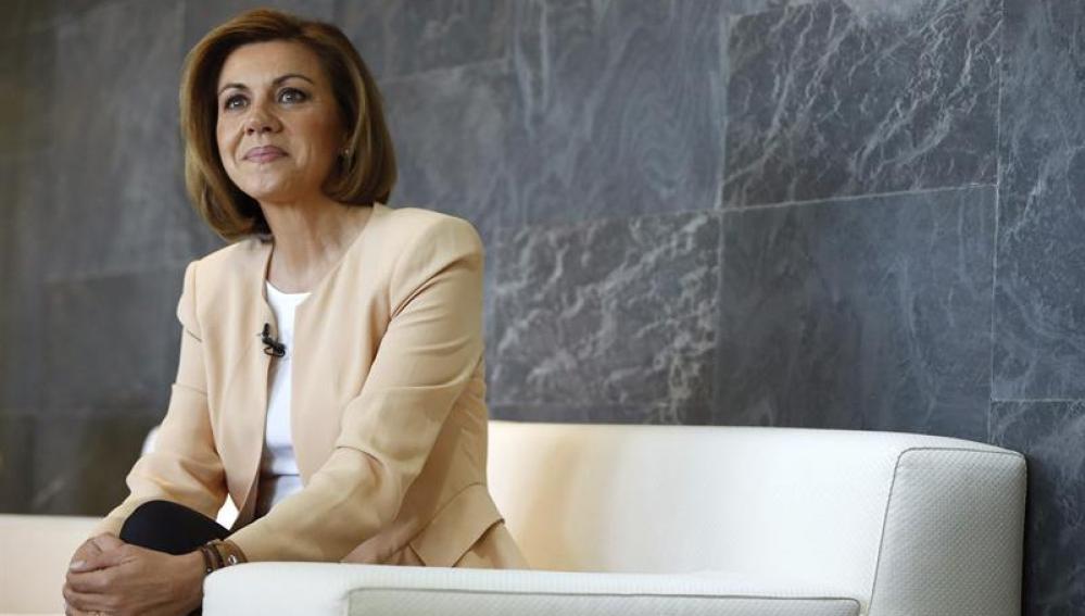 María Dolores de Cospedal  EFE