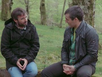 Jordi Évole entrevista al exetarra Iñaki Rekarte