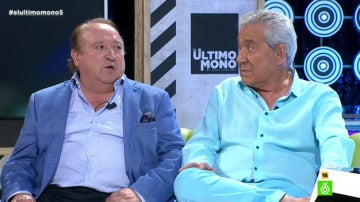 Fernando Esteso y Andrés Pajares, en 'El Último Mono'