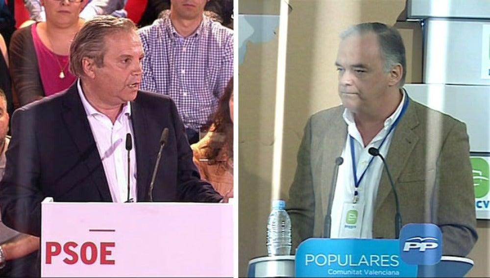 González Pons y Antonio Miguel Carmona