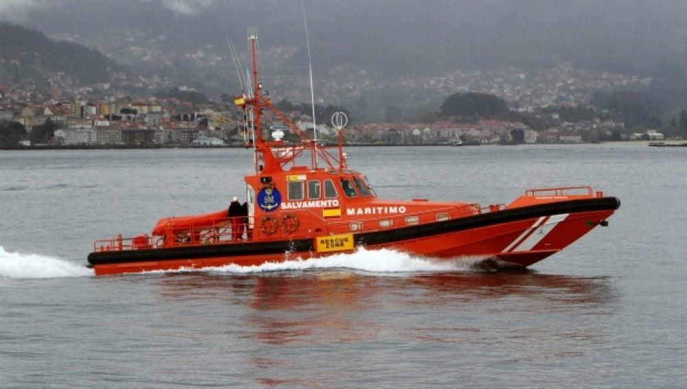 Embarcación de Salvamento Marítimo