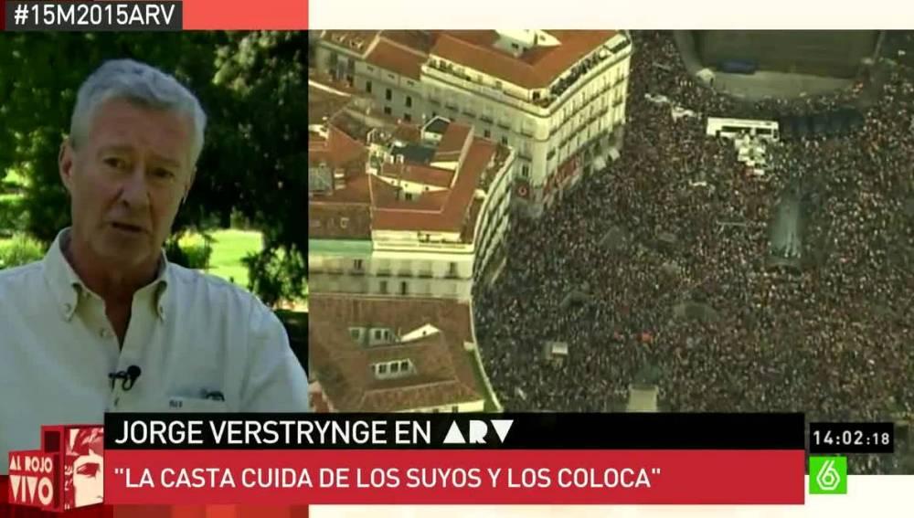 Jorge Verstrynge en ARV