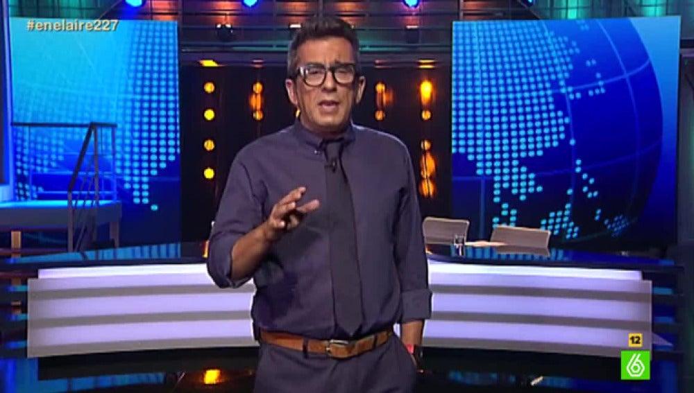 Andreu Buenafuente arranca 'En el aire'