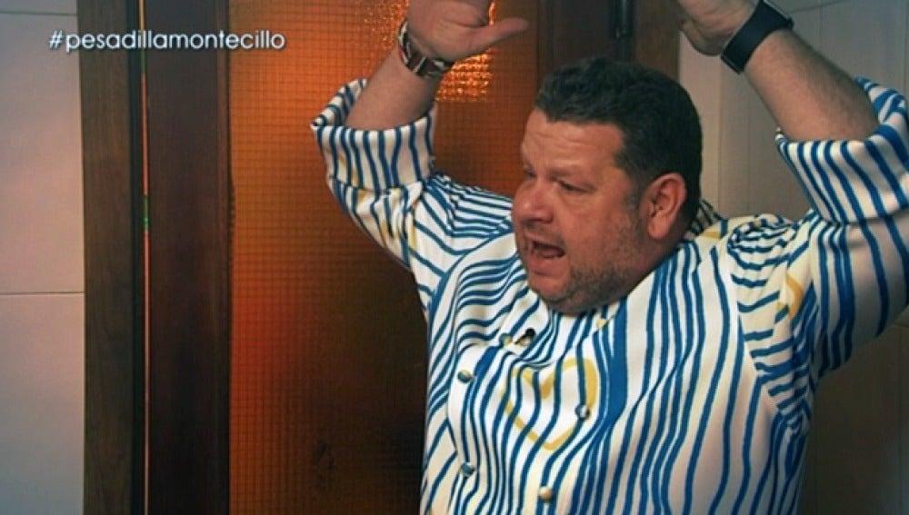 Alberto Chicote alucina ante el caos de reapertura