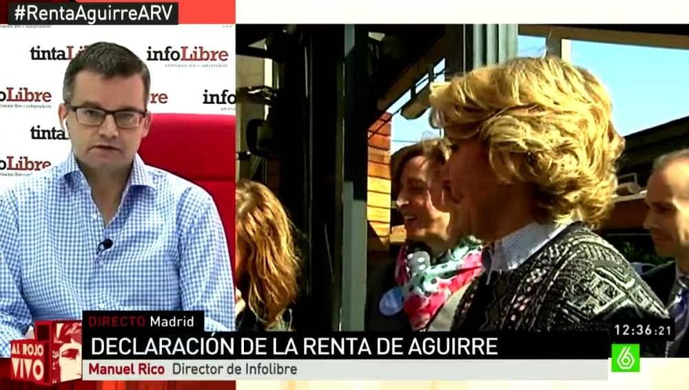 Manuel Rico en ARV
