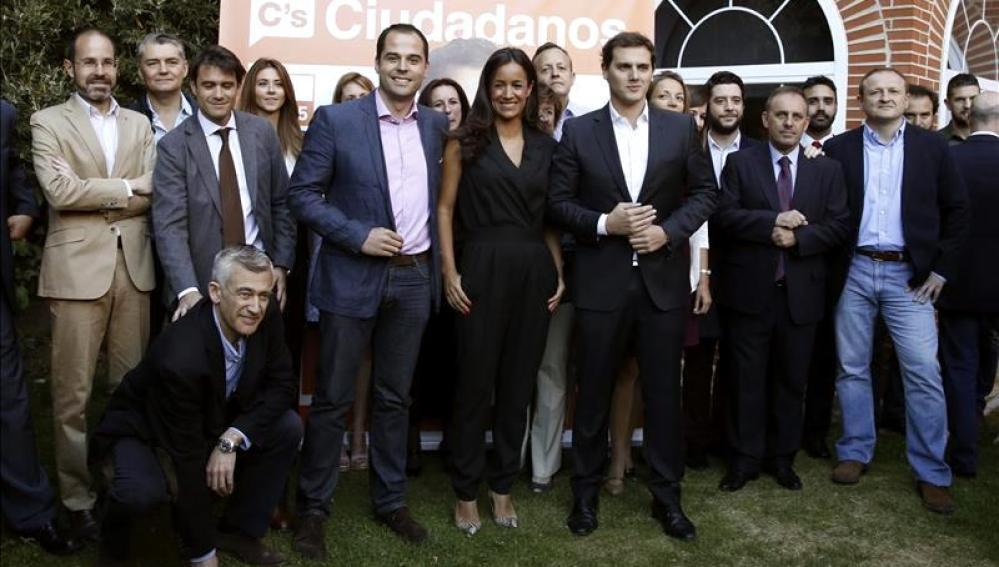 """Albert Rivera: """"La gente tiene más ganas que miedo por el cambio y quieren que España funcione"""""""