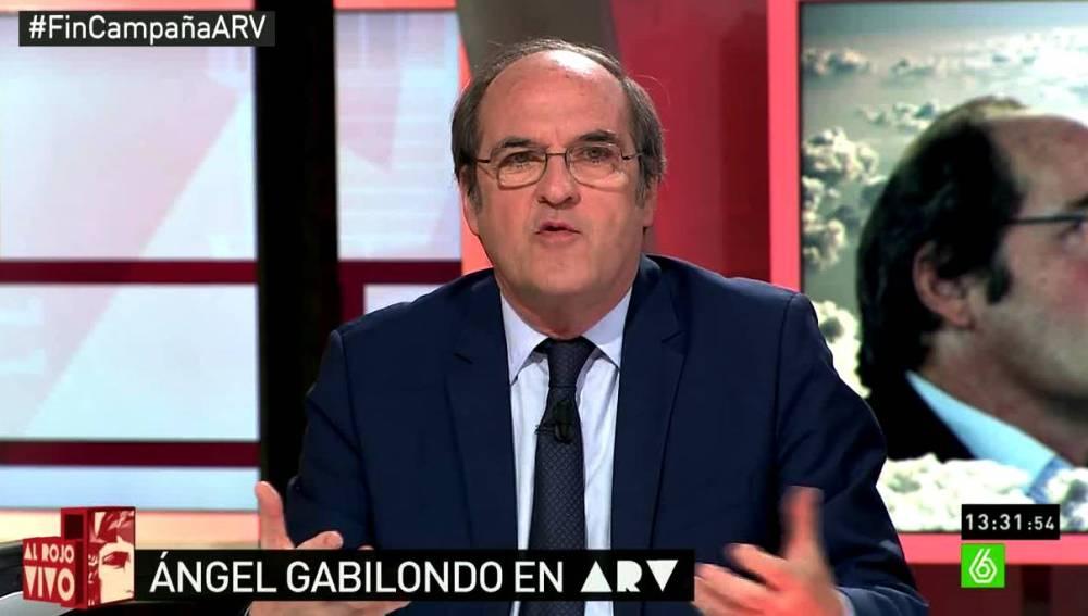 Ángel Gabilondo en ARV