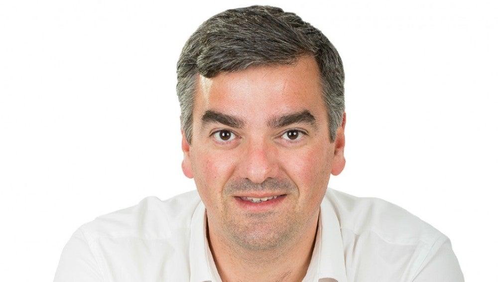 El candidato de Ciudadanos a la Alcaldía de Dos Hermanas (Sevilla), Manuel Varela