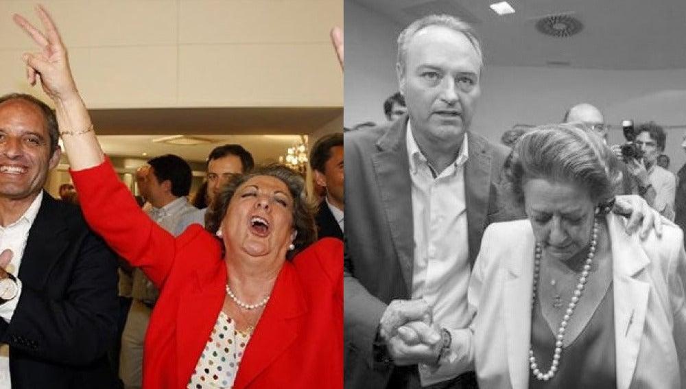El 'bajonet' de Rita Barberá