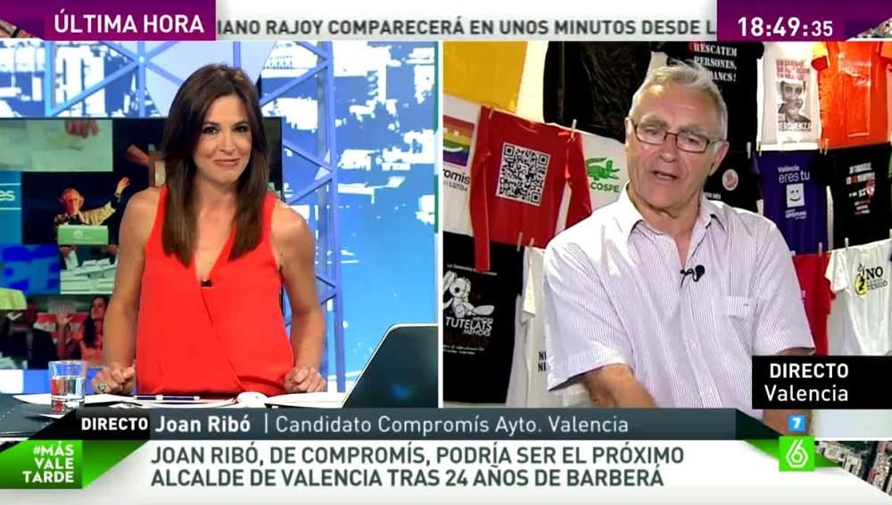 """Joan Ribó: """"Había que abrir el ayuntamiento de Valencia a la transparencia"""""""