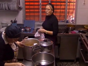 Sebi y Mónica