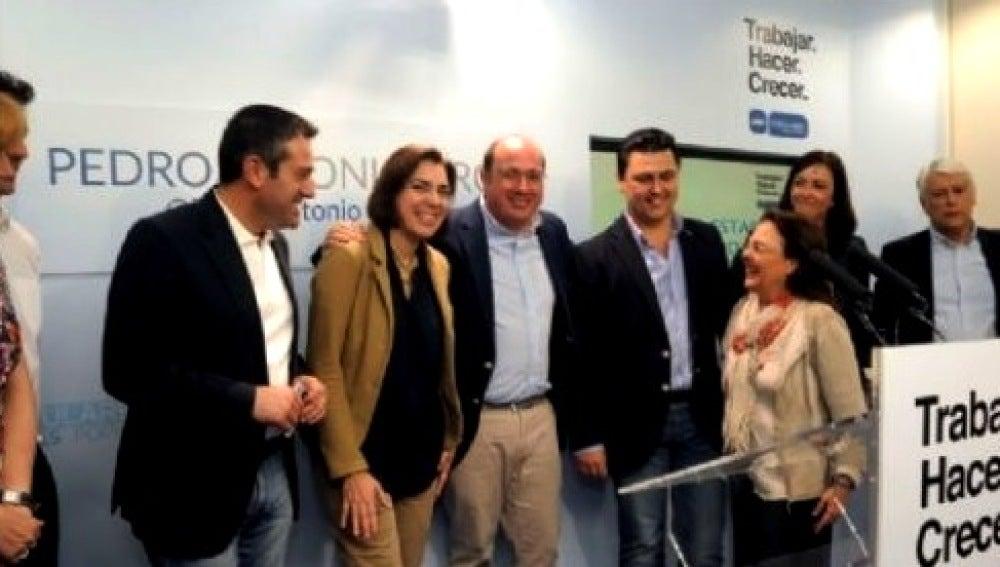 Dirección del PP de Murcia