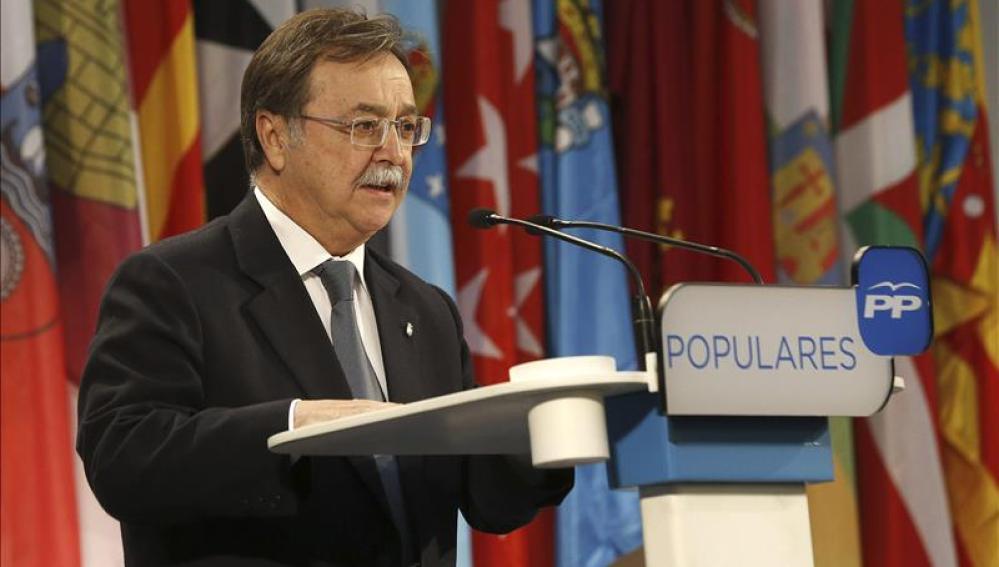 Juan Jesús Vivas, candidato PP Ceuta
