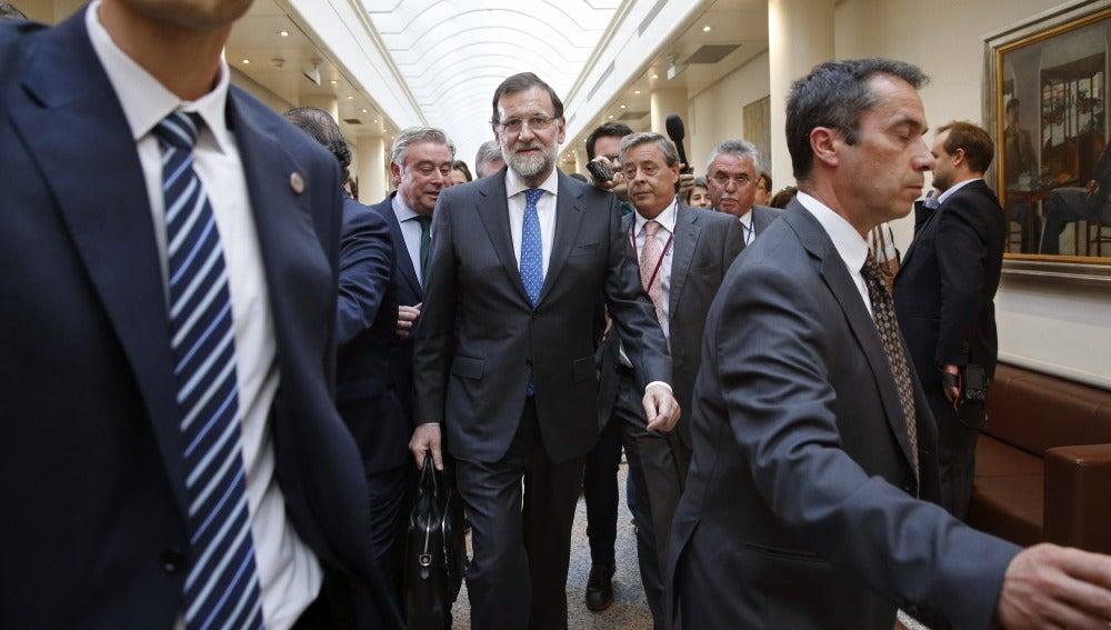 Rajoy asegura que los resultados electorales legitiman al PP