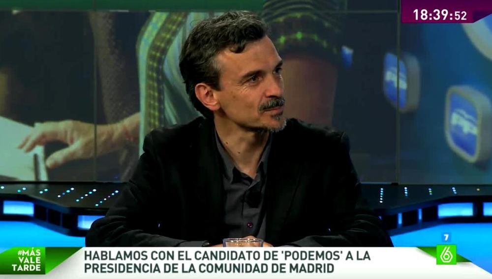 José Manuel López en MVT