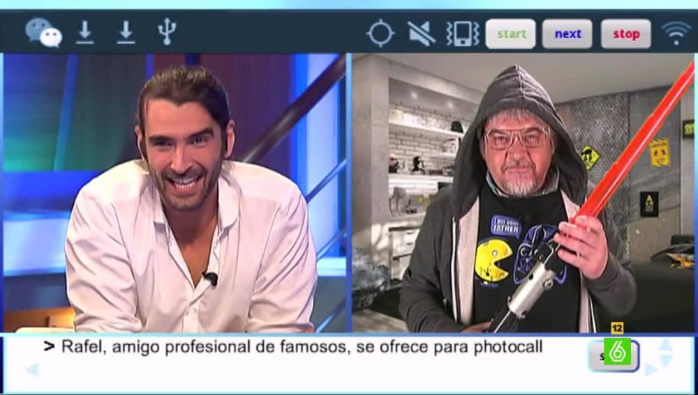 La chatroulette de Yon González y Aitor Luna