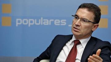 Serafín Castellano, delegado del Gobierno de Valencia.