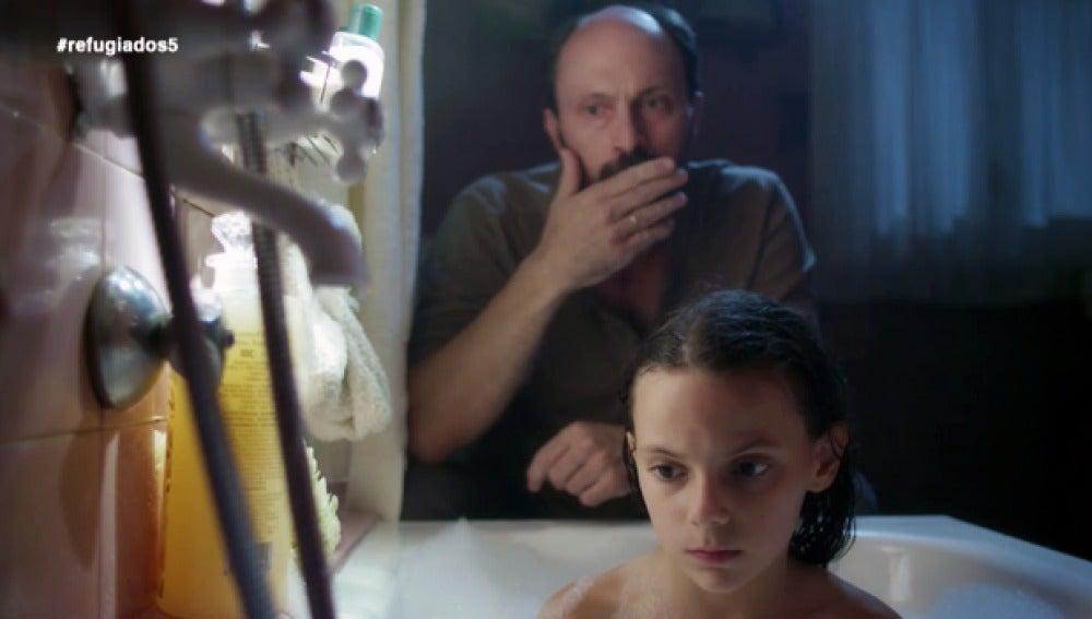 Ani habla con su padre