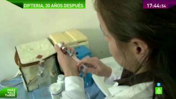 El caso de Olot desata el debate sobre la vacunación obligatoria a los recién nacidos frente a la difteria