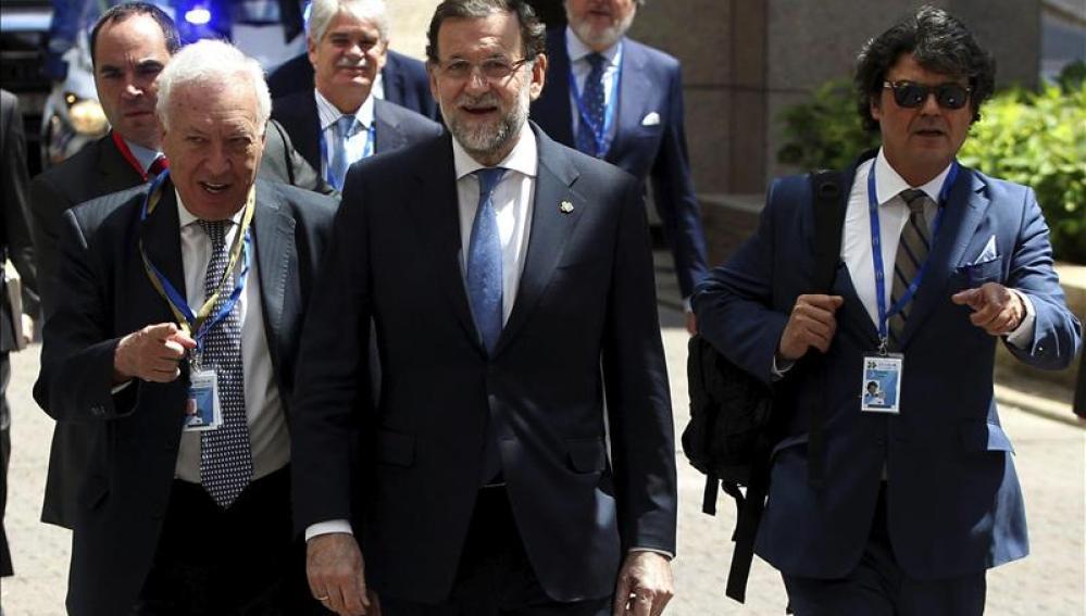 Rajoy hará cambios antes de final de junio y no adelantará las elecciones generales