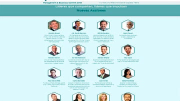Cartel del Management & Business Summit.