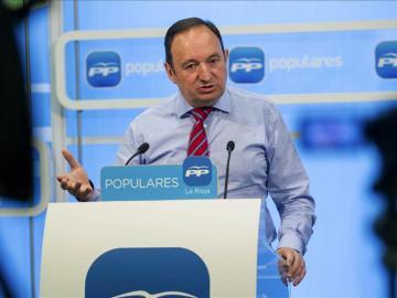 Pedro Sanz no optará a presidir el Gobierno de La Rioja pese a ganar las elecciones