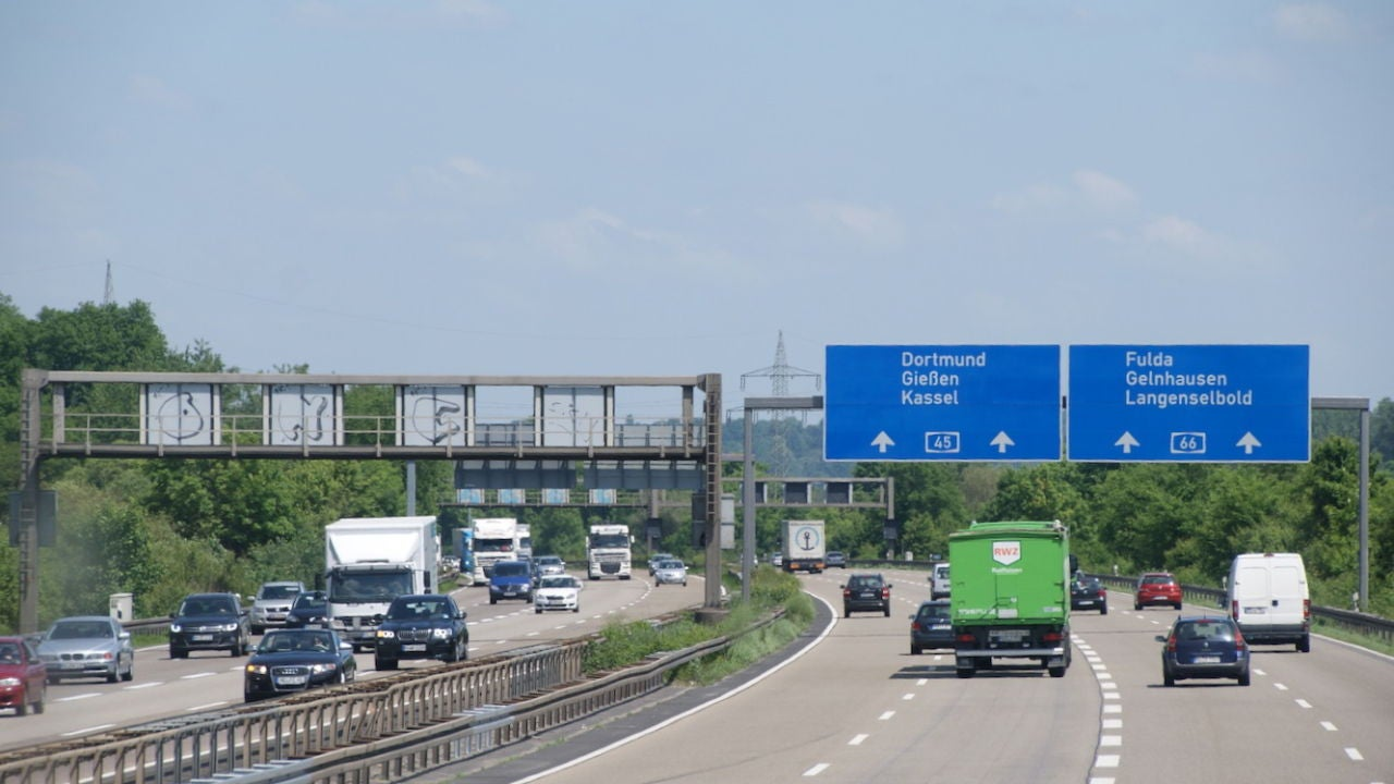 Carreteras alemanas