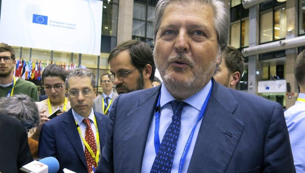 El nuevo ministro de Educación, Cultura y Deporte, Íñigo Méndez de Vigo