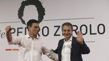 El PSOE rinde homenaje a Zerolo en el 10º aniversario de la Ley del matrimonio gay