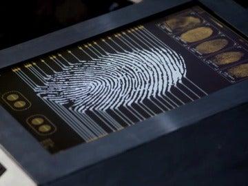 Harmon Kryger consigue nuevas huellas dactilares
