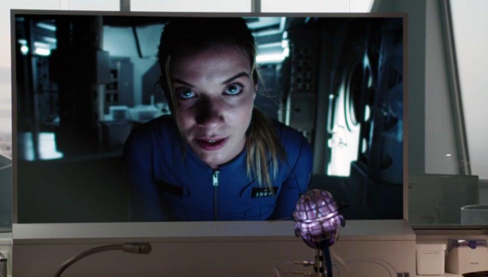 El vídeo secreto de Katie Sparks infectada