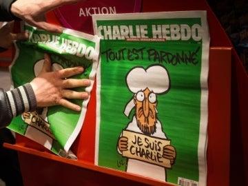 La revista francesa Charlie Hebdo