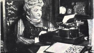 La escritora española Emilia Pardo Bazán