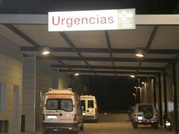 Urgencias del Hospital Universitario de Ceuta