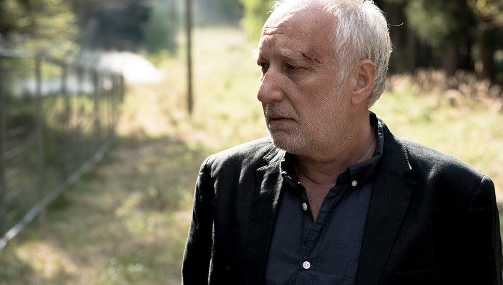 Tarconi será una parte vital del trabajo de Frank