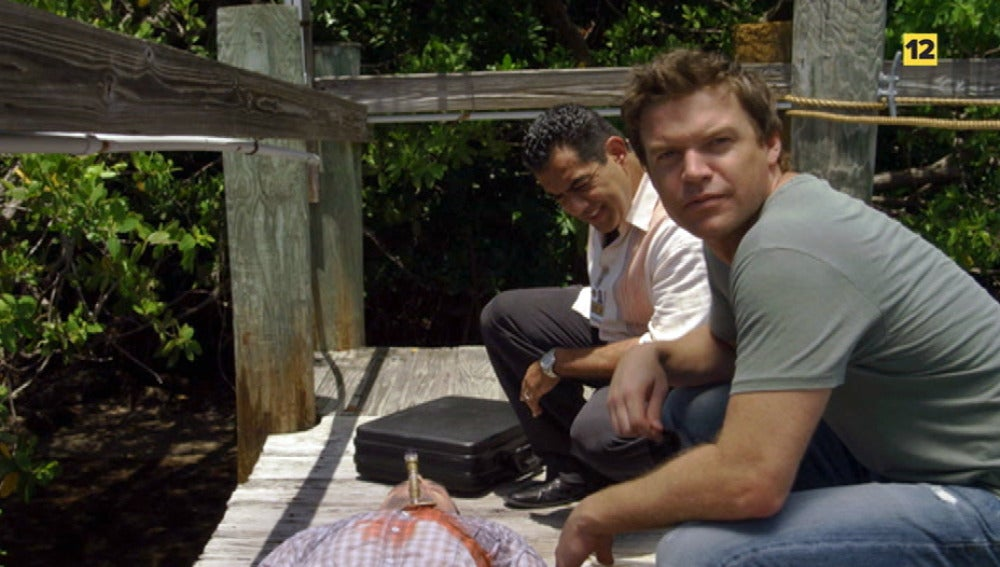Jim Longworth llega muy pronto a laSexta con 'The Glades'