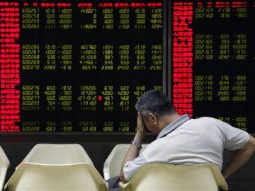 Caída de la Bolsa china
