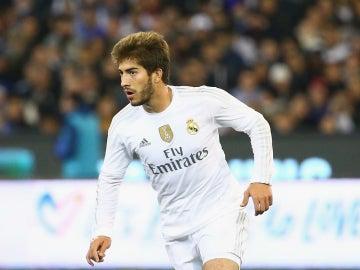 Lucas Silva, jugador del Olympique de Marsella